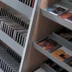 expositores de revistas